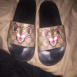 21c72b93974 Gucci Slides For Sale In Winter Garden