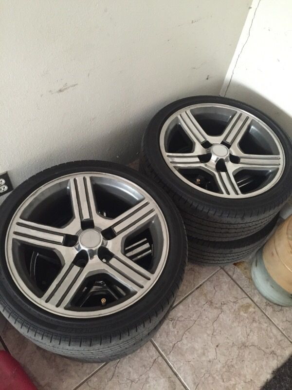18 Quot Iroc Z Wheels For Sale In Los Angeles Ca Offerup