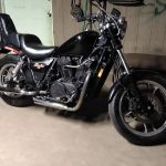 1983 Honda Shadow 750 Motorcycle Runs Perfectly Sounds Great Ready To Be Driven Out Great Body Shape Was Kept In Garage 2200 For Sale In Fort Worth Tx Offerup