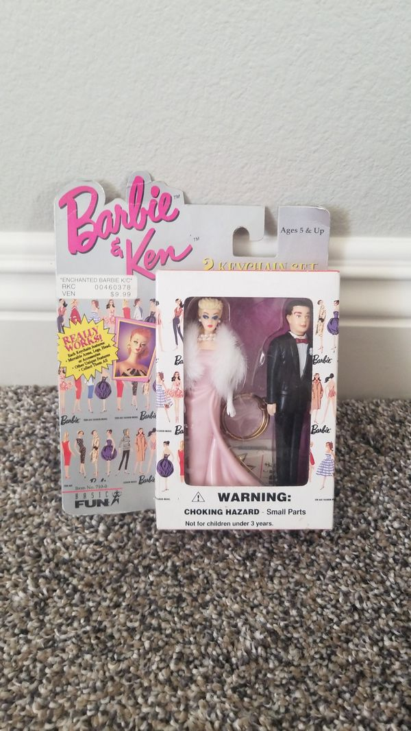 Back Careers Barbie Box