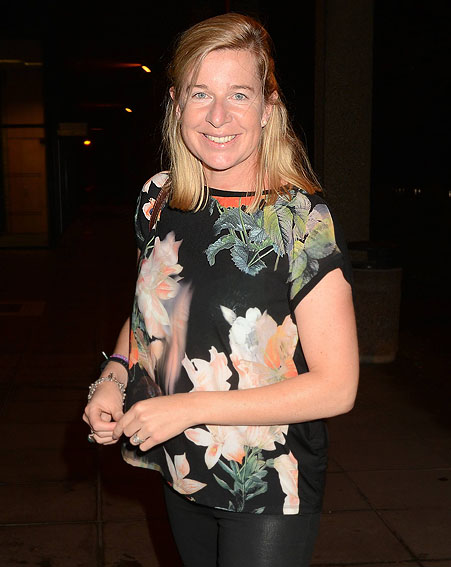 Katie Hopkins has called Gemma a 'Big Bird' while adding that she has the 'Fat Factor' [Wenn]