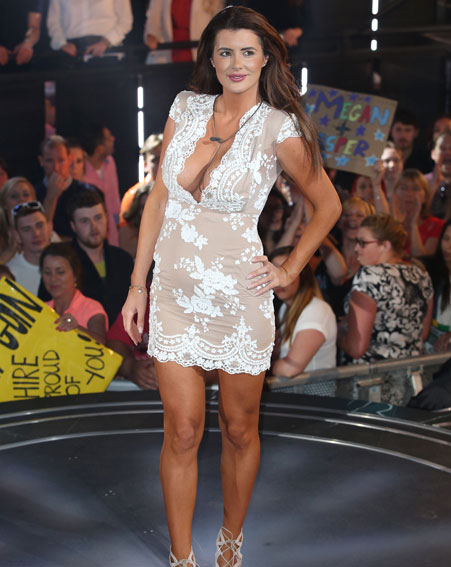 Helen Wood said Big Brother was edited against her [Wenn]