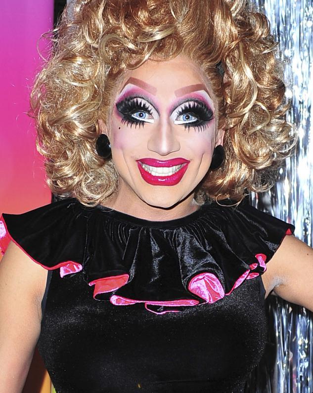 Bianca previously won Ru Paul's Drag Race in America [Wenn]