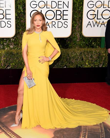 Jennifer Lopez Golden Globs 2016 [Getty]
