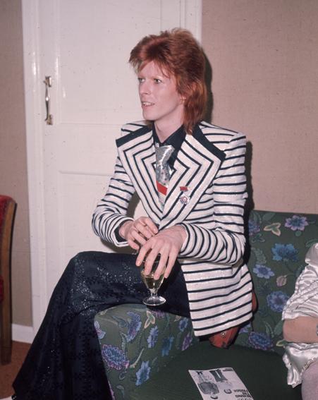 David Bowie in 1973 [Getty]