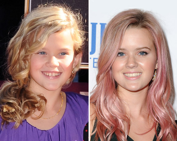 Ryan Phillappe and Reese Witherspoon's daughter has pink hair now [Getty]