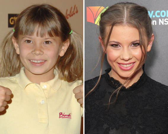 The daughter of the late Steve Irwin, Bindi, recently appeared on Dancing With The Stars [Getty]
