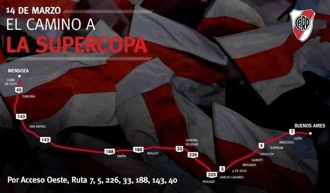 SUPERCOPA ARGENTINA:  Se Quedaron Varados, Periódico San Juan