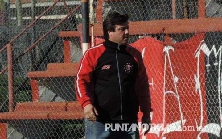 Néstor Hernández, presidente del club. Foto: PuntaNoticias.com
