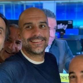 Tas contento, Guardiola...