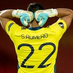Cómo le fue a Romero en el United y desde cuándo no ataja