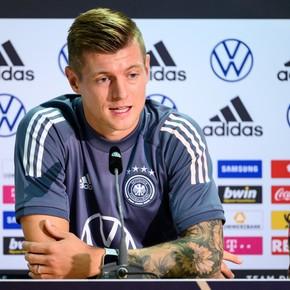 """Kroos: """"Sería malo para la Liga, no para nosotros"""""""