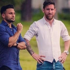 """El primo de Messi: """"No estoy seguro al 100% de que Leo pueda irse del Barsa"""""""