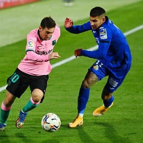 Messi wants to avoid the defeat of the Barsa