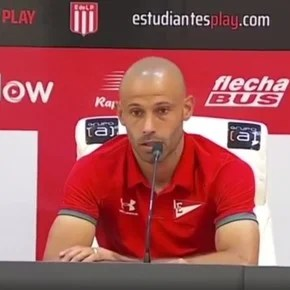 This is how Mascherano announced his retirement from professionalism