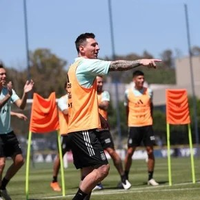 Change of era: Messi is happier in the National Team than in Barcelona