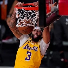 Anthony Davis is still in the Lakers with LeBron