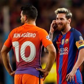 Kun al Barsa to convince Messi?