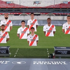 El Monumental with football, and this team?