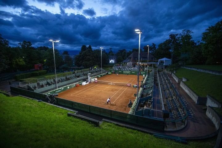 ATP 250 Geneva Open.  (Tennis, France, Germany, Switzerland, Geneva) EFE / EPA / SALVATORE DI NOLFI