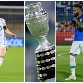 ¿Quién gana la Copa América 2021?