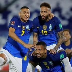 Brasil confirmó la lista para la Copa América con un blooper