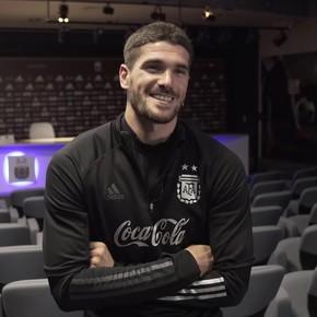 """""""La ilusión está intacta porque somos Argentina y porque tenemos al mejor del mundo"""""""