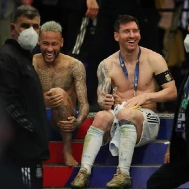 Videos Messi show: puño apretado, llamado de Maracaná, baile y más