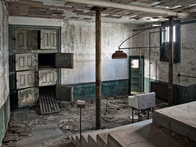 Ellis Island Immigrant Hospital | Autopsy Theater