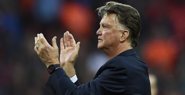 Louis van Gaal (Reuters)