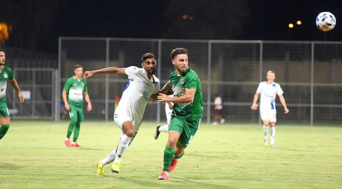 Ofri Arad vs. Yadin Lugsi (Nissan Aish)
