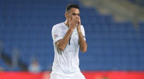 Disappointed Eran Zehavi (Radad Jabara)