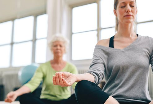 People with fibromyalgia can learn self-management techniques to ease painful flare-ups.