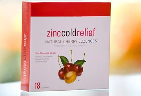 Image result for zinc for colds