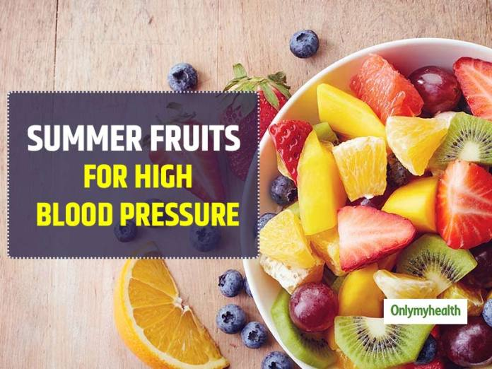 Diet for Hypertension: Summer fruits which help you treat high blood pressure
