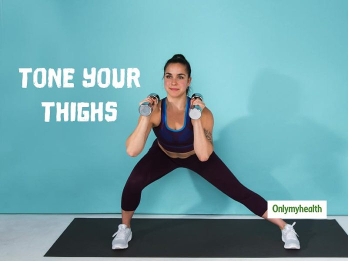 Trim Your Thighs Perfectly With These Simple Exercises