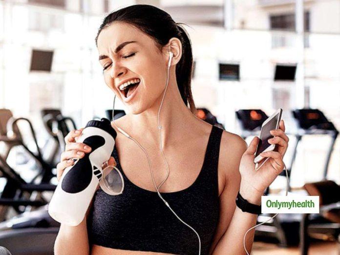 Music Enhances Workout By Making It More Enjoyable