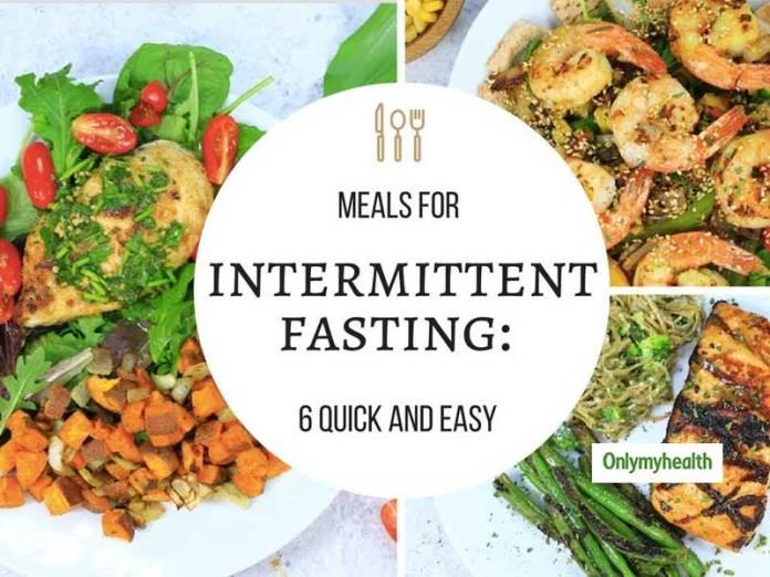 Intermittent fasting diet plan: 6 popular ways for fat loss