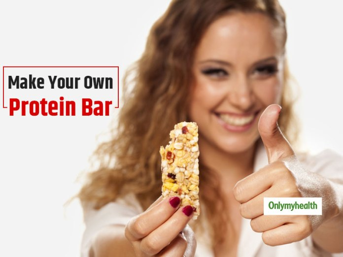 Easy Homemade Protein Shakes And Bars Recipes For You