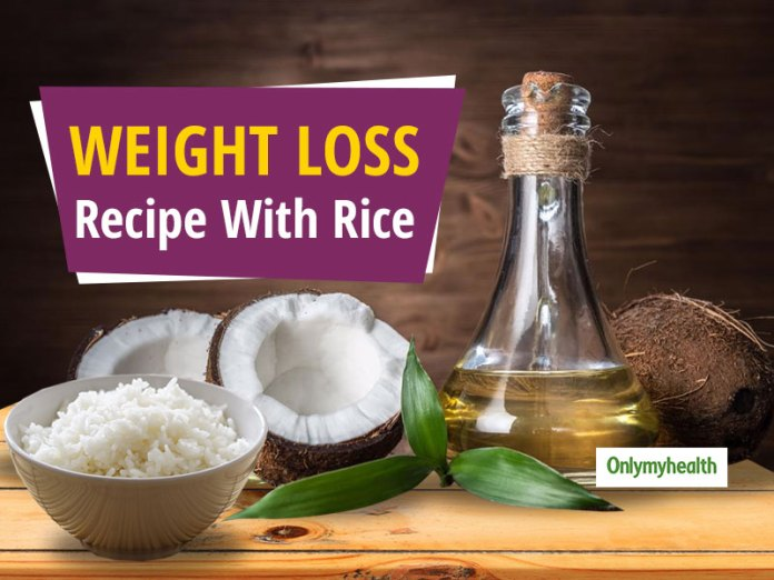 Weight Loss Recipe With Rice: Cook In Coconut Oil To Burn Belly Fat