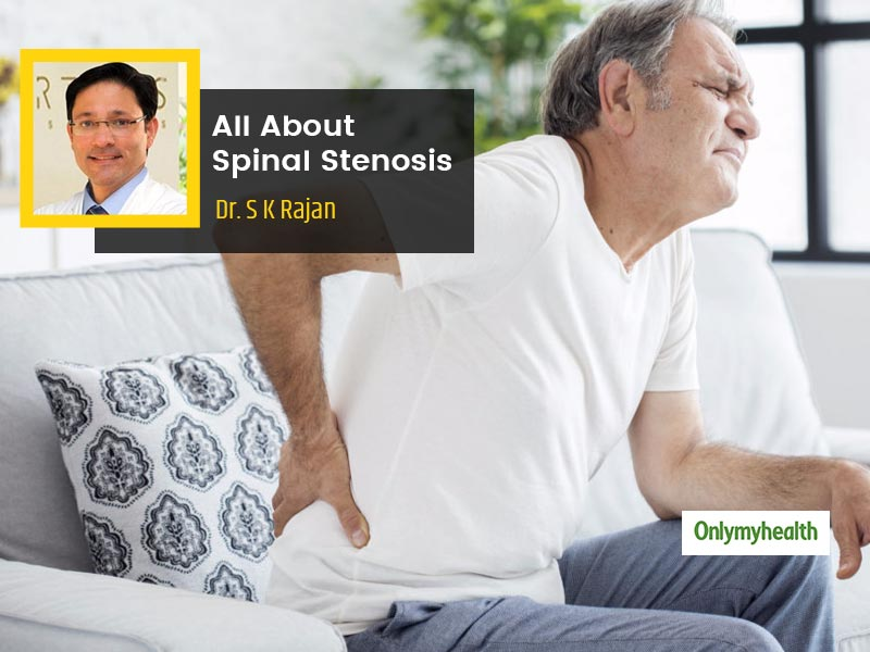 chronic back pain is a sign of spinal