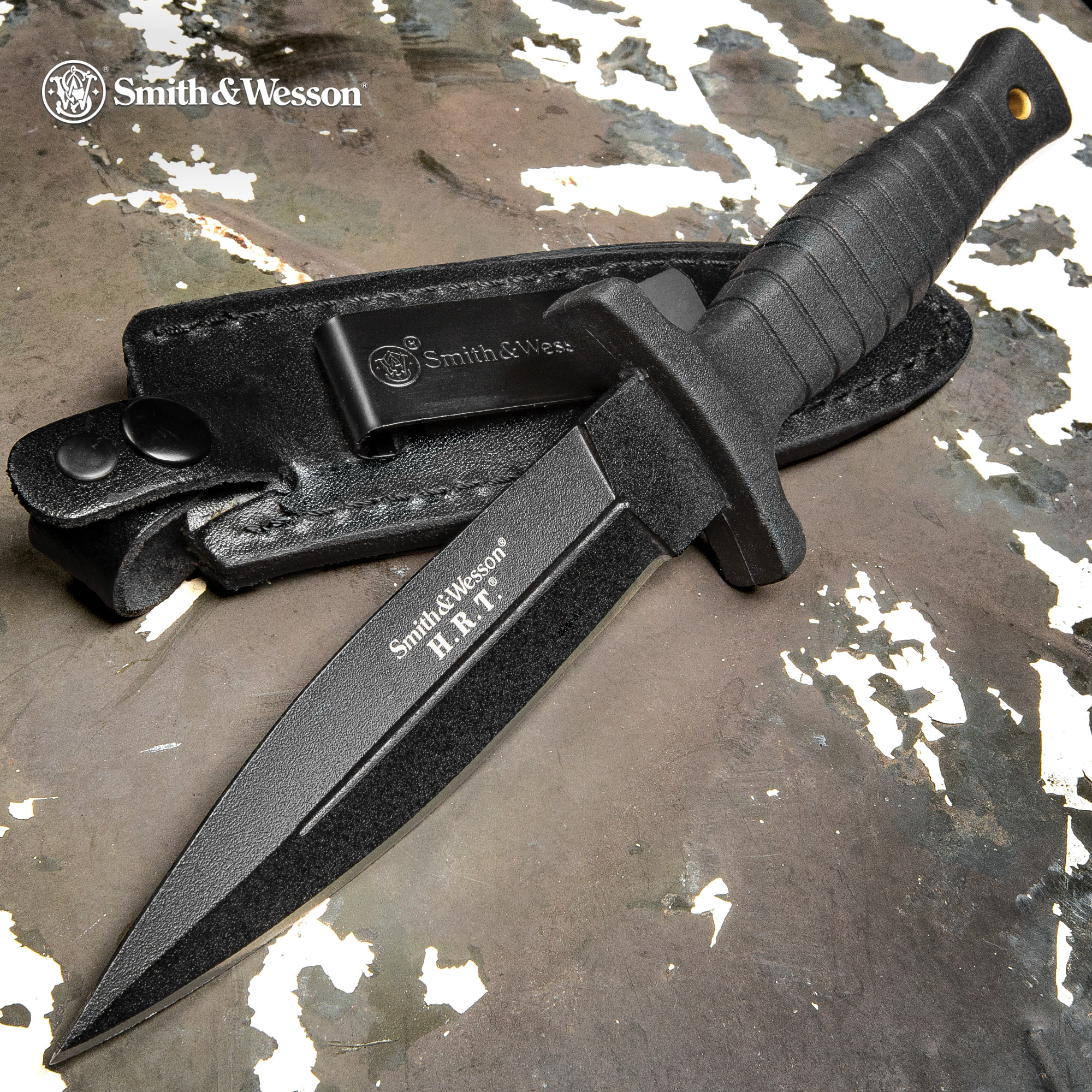 Smith And Wesson Boot Knife