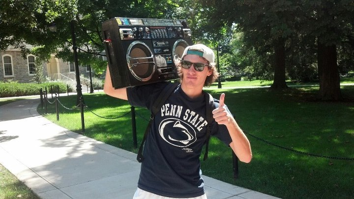 409 Things I'll Teach My Future Penn State Son