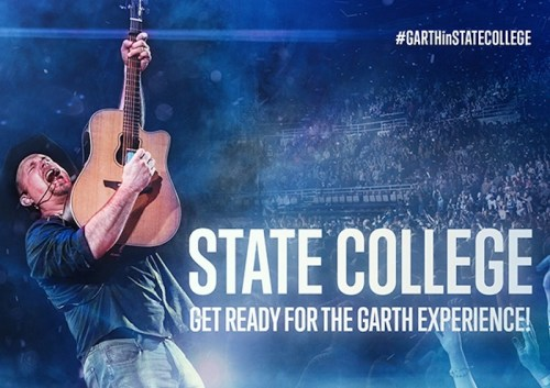Garth Brooks Returning To BJC In May After 18 Years