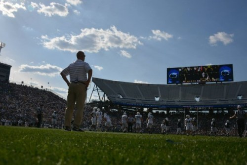 Franklin/beaver stadium stock