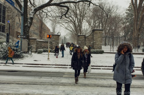 State College Declares Snow Emergency, On-Street Parking Banned Until Storm's End
