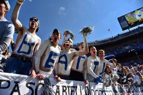 New First Down Cheer Coming To Beaver Stadium