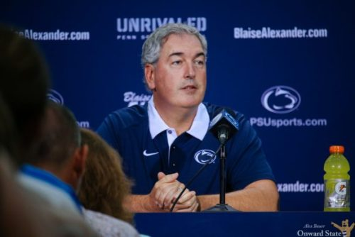 Oregon Hires Former Penn State Offensive Coordinator Joe Moorhead To Same Role