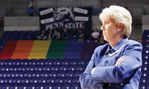 A Look Back At Rene Portland's 'No-Lesbian' Lady Lions