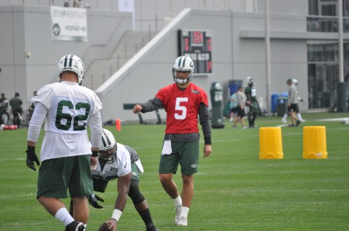 Christian Hackenberg Detailed Development Frustration Before Trade To Raiders